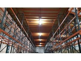 Altillo y estanterías industriales - Segunda Mano