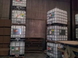 Depósitos/Contenedores 1.000 litros con jaula - Segunda Mano